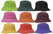 Sandwich Trim Bucket Hat