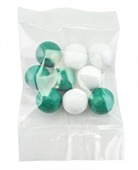Small Confectionary Bag with Chocolate Mint Balls