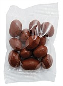 Small Confectionary Bag with Chocolate Peanuts