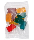Small Confectionary Bag with Gummy Bears