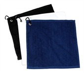 Small Cotton Golf Towel