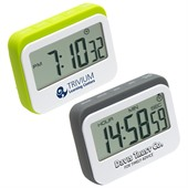 Soft Touch Timer Clock