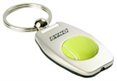 Tennis Ball Keyring Torch