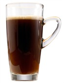 Traditional Irish Coffee Glass