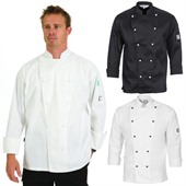 Traditional Long Sleeve Chef Jacket
