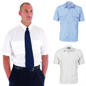 Traditional Short Sleeve Work Shirt