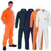Traditional Work Coverall