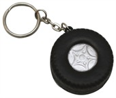Tyre Stress Key Ring
