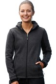 Womens Coral Fleece Jacket