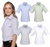 Womens Light Business Shirt