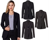Womens Mid Length Jacket