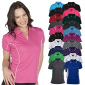 Womens Sports Polo Shirt